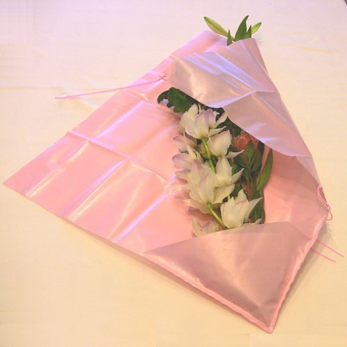 ikebana flower wrapping sheet