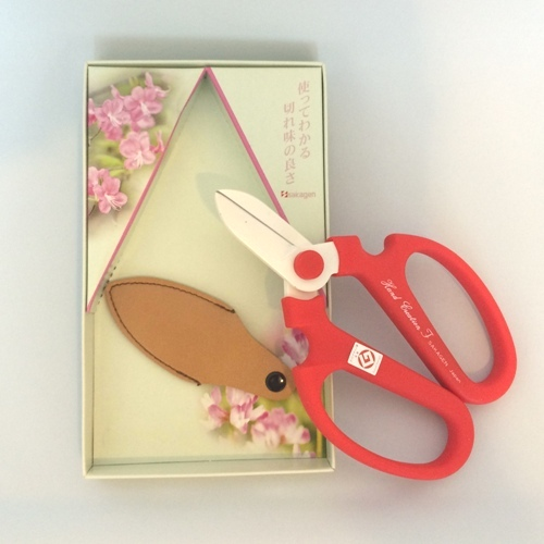 Hasami flower scissors modern easy use