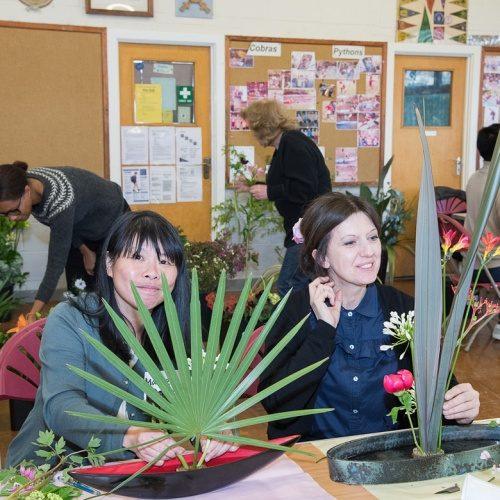 Ikebana by Junko Weekend Intensive-11090500px